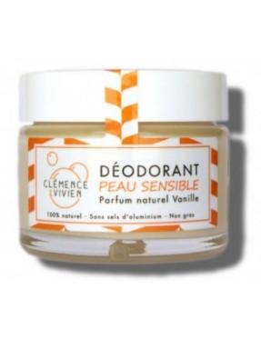Déodorant naturel Peau...